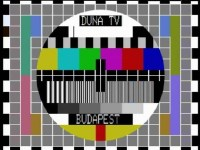 Duna TV Test Card