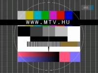 mtv Test Card
